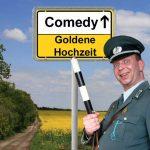 Comedy-Show-Einlagen zur Goldenen Hochzeit