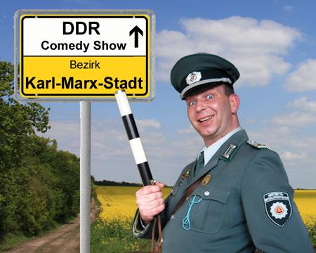 DDR Komiker Alleinunterhalter in Chemnitz und Umgebung