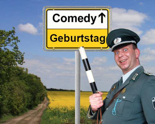 DDR Comedy Einlage und Unterhaltung zum Geburtstag