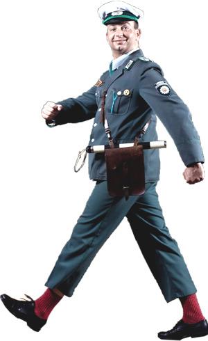 Comedy Polizei ABV