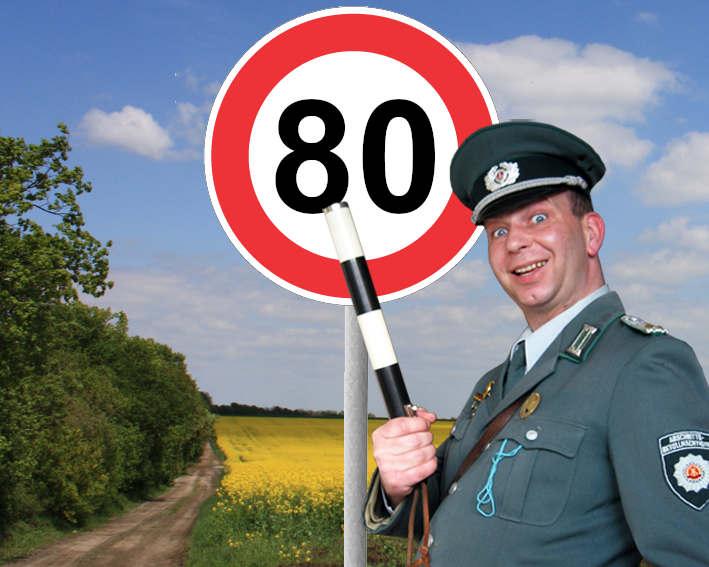 DDR Comedy und Unterhaltung zum 80. Geburtstag